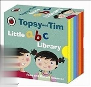 Little ABC Library Topsy and Tim