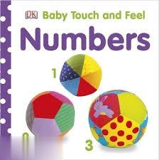 Baby Touch and Feel Numbers 1 2 3