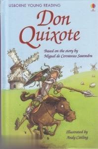 Don Quixote (Usborne Young Reading) 6744