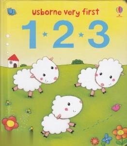 Usborne Very First 1 2 3