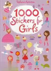 Stickers For Girls 1000