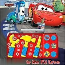 Welcome To The Pit Crew