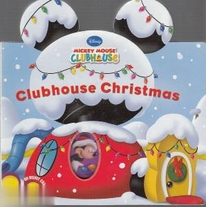 MICKEY MOUSE CLUBHOUSE/CLUBHOUSE CHRISTMAS