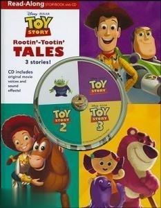 Rootin Tootin Tales Read along storybooks and CD