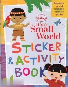 Stlcker & Activity Book 7489