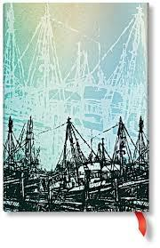 Boats and Reflection Midi 72
