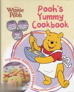 Poohs Yummy Cook Book