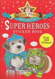 Star Paws Super Heroes