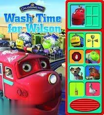 Wash Time for Wilson