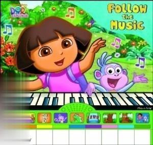 Dora Follow The Music