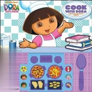 Cook with Dora