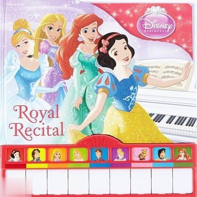 Disney Princess Royal Recital