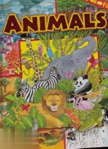 Animals Look and Find