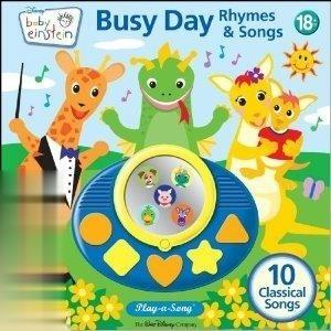 Busy Day Rhymes and Songs