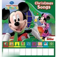 Mickey Mouse Clubh Use Christmas Songs