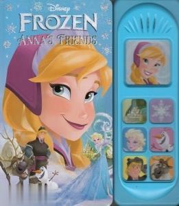 Frozen Annas friends