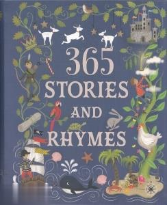 365Stories and Rhymes Blue