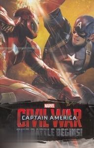Civil War The Battle Begins Marvel
