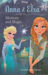Anna & Elsa Memory and Magic