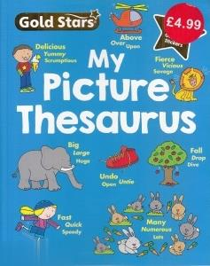 My Picture Thesaurus Gold Stars