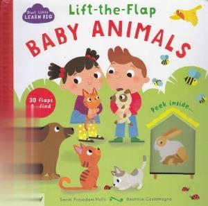 Baby Animals Lift the Flap