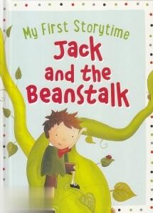 Jack and the Beanstalk My First Storytime