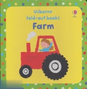 Farm Fold Out Books
