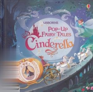 Pop Up FAIRY TALES Cinderella