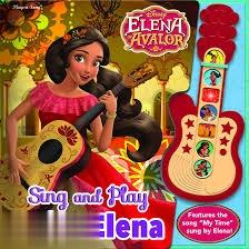 Sing and Play With Elena 9591