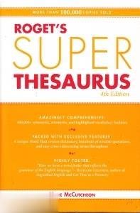 Rogets Super Thesaurus org