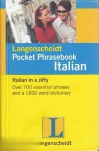 Langenscheidt Pocket Phrasebook Italian