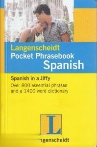 Langenscheidt Pocket Phrasebook Spanish
