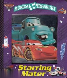 Cars Staring Mater