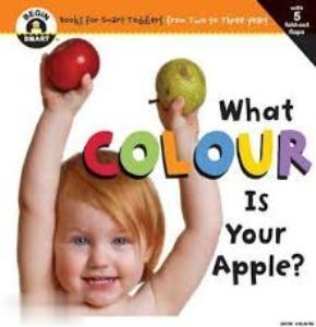 What colours is your apple