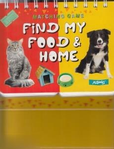Find My Food & Home