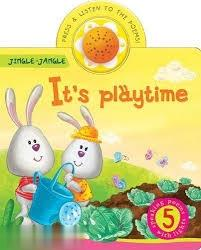 Jingle Jangel Its Playtime