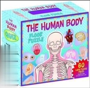 The Human Body Floor Puzzle