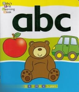 ABC Baby's First Learning Book