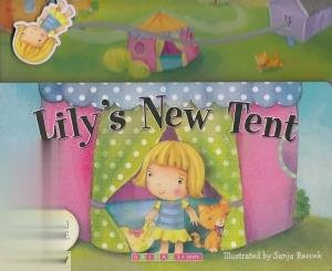 Lilys New Tent