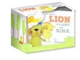 Little Lion Book & Plush