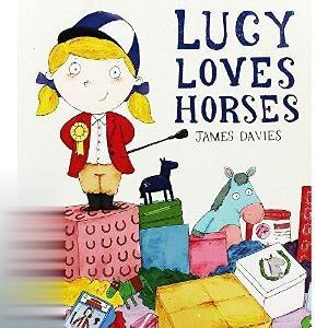 Lugy lovers horses
