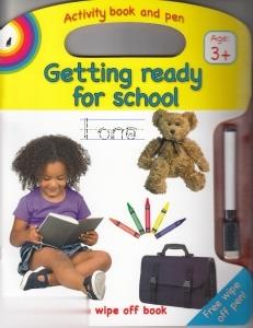 Getting Ready for School 9197