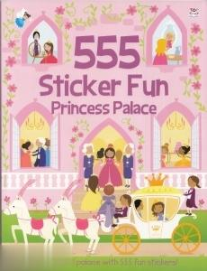 555Sticker Fun Princess Palace