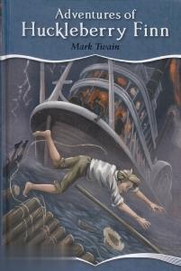 1828 Adventures of Huckleberry Finn