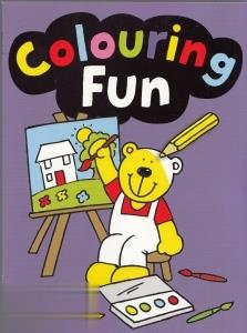 Colouring Fun 3028