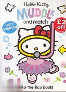 Hello Kitty Muddle and Match