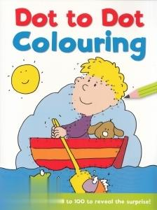 Dot to Dot Colouring