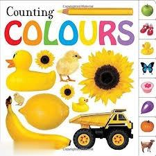 Counting Colours 2501