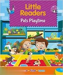 Little Readers Pets Playtime