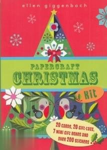 Papercraft Christmas Kit